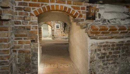 Historischen Keller in der Altstadt Spandau, Foto: Zitadelle Berlin, Eckart Pscheidl-Jeschke